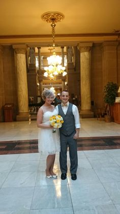 Ryan Elizabeth Got Married 8 12 15 Weddingofficiantindianapolis Getmarriednow Wedding OfficiantRyan