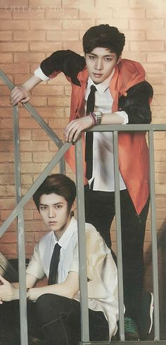 You Two just enjoy killing me don't you??Luhan Lay Exo