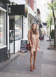 Sonya Esman / corte del vestido