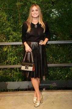 Nathalie Love - Gucci Spring 2016 Arrivals - September 23, 2015