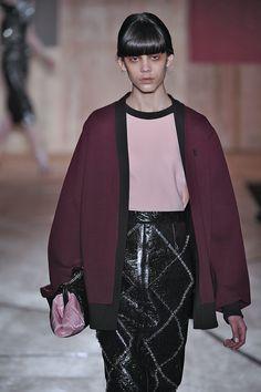 #Roksanda #Ilincic #FW13/14 - #London #Fashion #Week