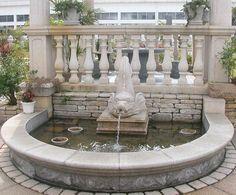 fountains | Garden Landscape Stone / Granite Fountains & Baluster