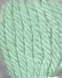 DMC Tapestry Wool 7958 Light Nile Green (Discontinued Colour) Article #486 Pumpkin Lights, Lavender Blue, Dark Navy Blue, Delft, Tapestry, Colour, Wool, Green, Hanging Tapestry