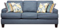 Peony Sofa - Art Van Furniture $599