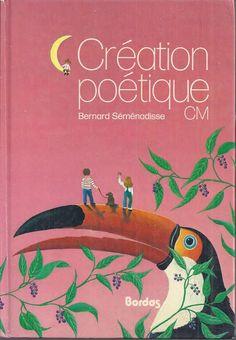Manuels anciens: Séménadisse, Création poétique CM (1981) Les Fables, Creations, Movies, Movie Posters, Children, Films, Film Poster, Cinema, Movie