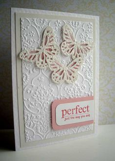 Card making, Card ideas and Hands Card Making Tutorials, Making Ideas, Making Cards, Cricut Cards, Cricut Cuttlebug, Spellbinders Cards, Embossed Cards, Christmas Cards To Make, Glitter Cards