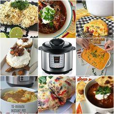 A dozen delicious Instant Pot recipes from tatertots and jello
