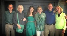 Happy St. Patrick's Day! The One Southdale Place team and our residents are dressed in green to show our spirit!