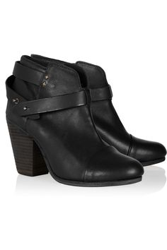 Rag & bone | Harrow leather biker boots | gimmegimme!