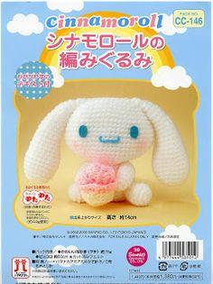 FREE Crochet Pattern : Kawaii Amigurumi Bunny