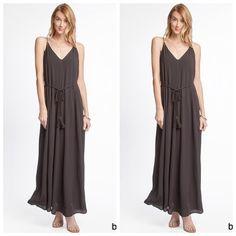 Tassels maxi dress Short lining, v back, tassels Dresses Maxi