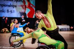 Latin wheelchair dance costume