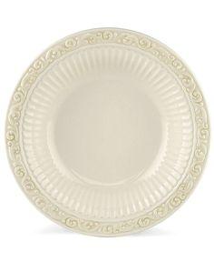 Lenox Dinnerware, Butleru0027s Pantry Rim Soup Bowl
