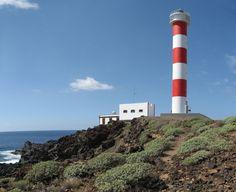 Faro de Punta de Rasca (Isla de Tenerife - Canarias).