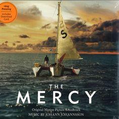 Johann Johannsson - The Mercy (Soundtrack) Vinyl (Deutsche Grammophon) Vinyl Music, Lp Vinyl, Vinyl Records, Colin Firth, Rachel Weisz, Soundtrack Music, Fight The Power, Underground Music, Drama