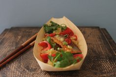 How to Spruce Up Your Salads | PackNWood