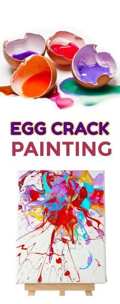 HOW TO MAKE PAINT FILLED EGGS (full tutorial) #paintfilledeggs #paintingideasoncanvas #artsandcraftsforkids #artsandcrafts #paintingideas #paintfilledeggsoncanvas #howtomakepaintfilledeggs #craftsforkids #activitiesforkids #kidsactivities #kidscrafts #eggcrackpainting