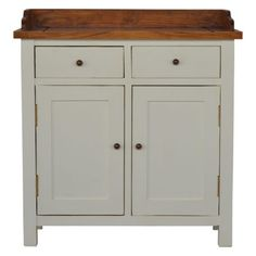 Code: Solid Wood Acacia Wood Top & Mango Wood Base Crafted By Hand 2 Toned Finish Fully Assembled Secure Packaging Timber EU Compliant Bring a whole new look to your kitchen with this kitchen uni. Acacia Wood Furniture, Small Furniture, Kitchen Furniture, Painted Furniture, Furniture Design, Kitchen Units, Kitchen Cabinets, Kitchen Storage, Handmade Cabinets