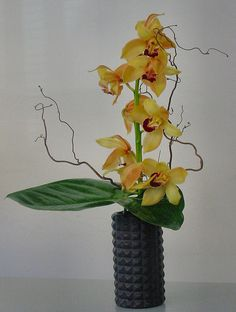 Ikebana di Lucio Farinelli by luxfar, via Flickr