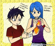 fairy tail wendy and romeo - Google Search