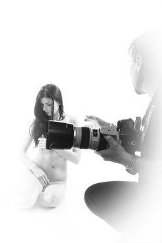 Modell, divat és portfólió fotózás