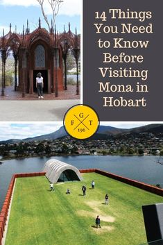 No trip to Hobart, Tasmania is complete without going to the Museum of Old and New Art. Here are things you need to know before visiting Mona with kids. Tasmania Road Trip, Tasmania Travel, Oh The Places You'll Go, Places To Travel, Travel Destinations, Travel With Kids, Family Travel, Bruny Island, Mona Hobart