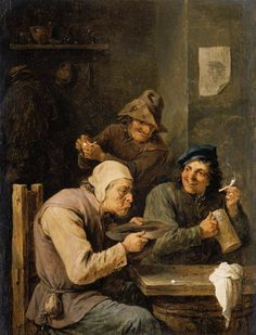 David Teniers II - The Hustle-Cap