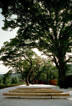 Niigata prefecture, Japan Post Industrial Meditation Park A project for Echigo…