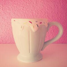 ♡ Cupcake Mug ♡