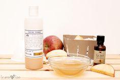 DIY . apple cider vinegar facial toner | Te Amo Too  I love these natural ingredients.