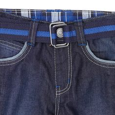 Younger Boys 3-9 years | DENIM Younger Boys Fashion Denim With Belt | Dunnes Stores
