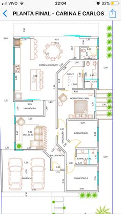 See many a very large number luxurious features, flats, residence, townhouses. House Plans Mansion, My House Plans, House Floor Plans, Home Map Design, Home Design Plans, House Design, The Plan, How To Plan, Model House Plan