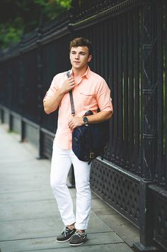 14 Male Bloggers Whose Style You'll Actually Want To Copy via @WhoWhatWearUK
