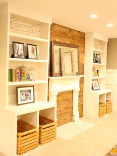 Doubled Entertaining Space after image from the this old house reader remodel Best Attic and Basement Before and Afters 2014