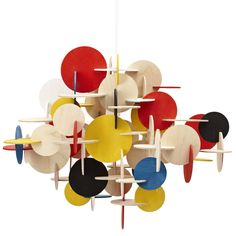 Pendant lamp. I like it, but the only place I could see it is in my office . . . .