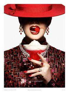 Vogue Paris Junho 2014
