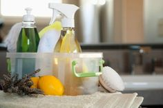 Homemade Cleaning Supplies! 20 Ideas worth trying.