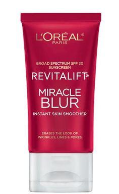 2. L'Oréal RevitaLift Miracle Blur. The Line Eraser