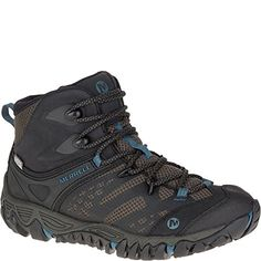 633175781 Merrell Women s All Out Blaze Vent Mid Waterproof Hiking Boot