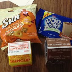 School Breakfast, Childhood Obesity, Multigrain, Chocolate Orange, Pop Tarts, Snack Recipes, Food, Snack Mix Recipes, Appetizer Recipes