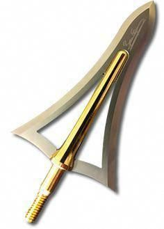12Pcs Hunting Broadheads 3 Expandable Blade Broad Arrow Heads Arrows Screw