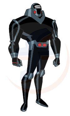 The Annihilator - Justice League Unlimited by JTSEntertainment on DeviantArt Justice League Villain, Justice League Animated, Superhero Characters, Comic Book Characters, Comic Books, Superhero Ideas, Marvel Dc, Dc Comics, Dr Fate