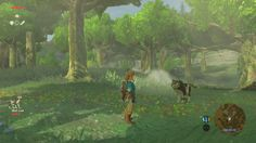 deer drive legends 3ds | The first actual gameplay for Zelda: Breath of the Wild debuted during ...