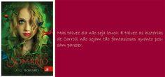 Lully: Brilho & Glamour: Dica de Leitura: O lado mais sombrio... ♥♥♥
