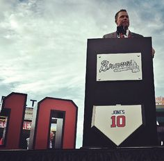 Chipper Jones, Baseball Stuff, Take Me Out, One And Only, The Man, Idol, Game, Country, Movie Posters