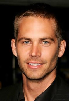 Paul Walker. Amazing!!! He is sure a handsome man...