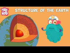Structure Of The Earth | The Dr. Binocs Show | Learn Series For Kids - YouTube