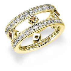 Unique Did you know that the usage of wedding rings and wedding bands started with the Egyptians