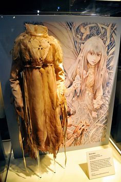 Kira's outfit from the Dark Crystal movie
