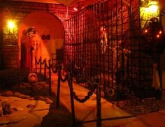 Image result for pirate haunted house